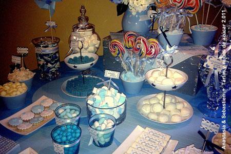 tartas y nubes de azúcar: Bautizo de Jaime
