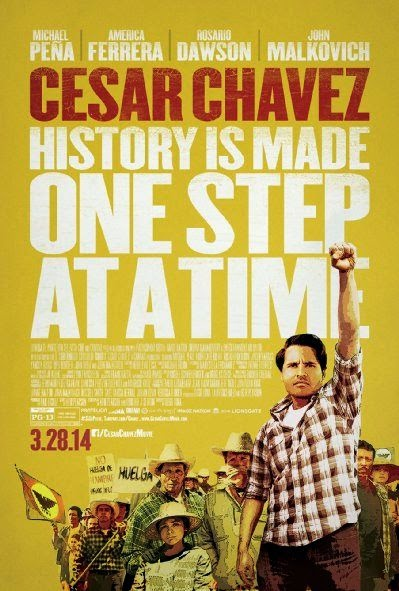 Poster Of English Movie Cesar Chavez (2014) Free Download Full New Hollywood Movie Watch Online At Alldownloads4u.Com