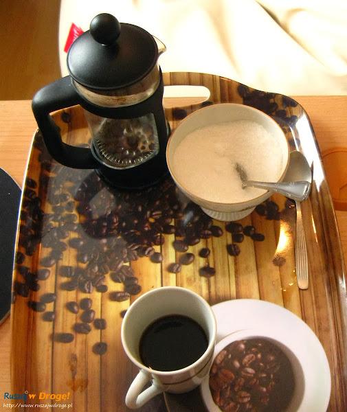 Kasi ulubiony zaparz do kawy