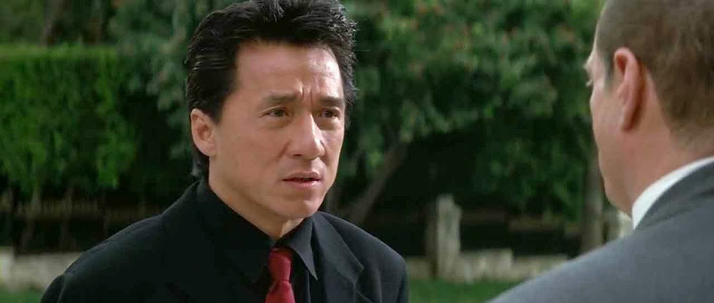 Screen Shot Of Hollywood Movie Rush Hour (1998) In Hindi English Full Movie Free Download And Watch Online at Alldownloads4u.Com