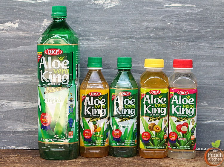 OKF Aloe Vera King Natural Aloe Vera Drink