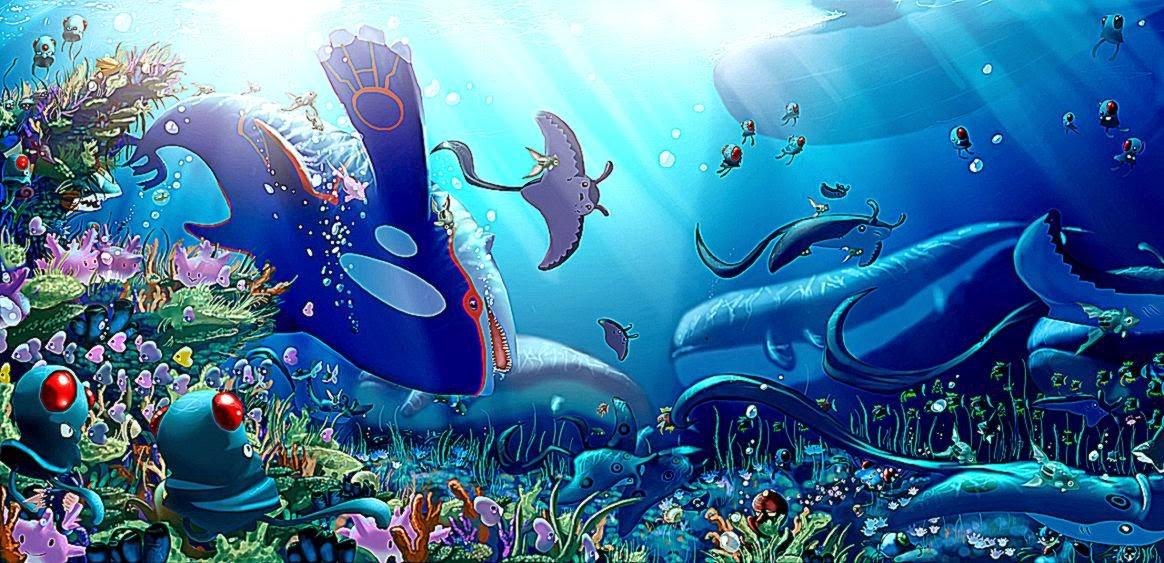 Wallpapers For gt Water Pokemon Wallpaper
