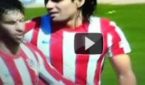 Video Goles Resultado Atletico Madrid Granad liga BBVA
