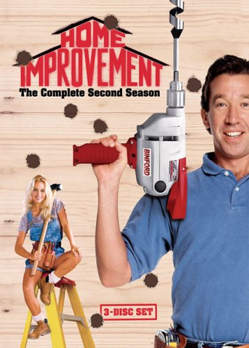 HOME IMPROVEMENT 1991 / Mejorando la casa (temporada 2 completa)