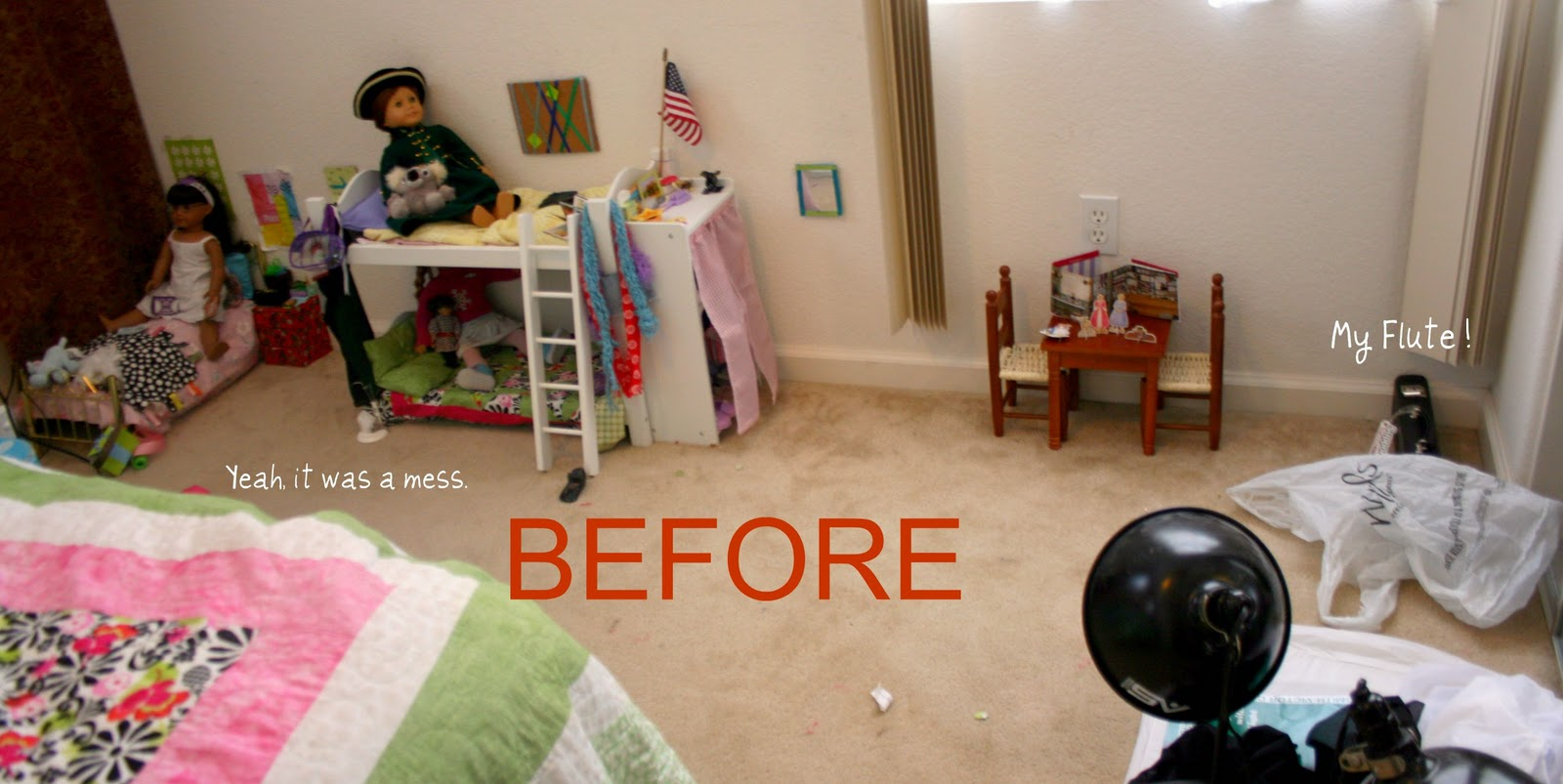 How to make a simple american girl doll bedroom bedroom review design - American girl bedroom ideas ...