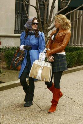 Blake Lively and Leighton Meester - Page 5 Incognito