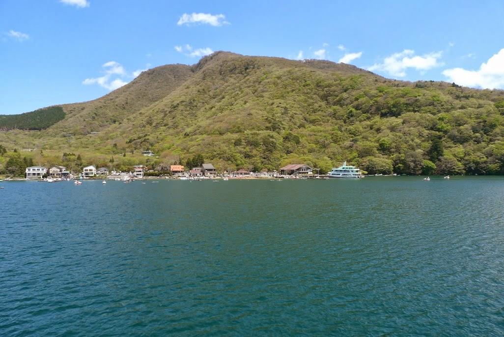 hakone lac ashi