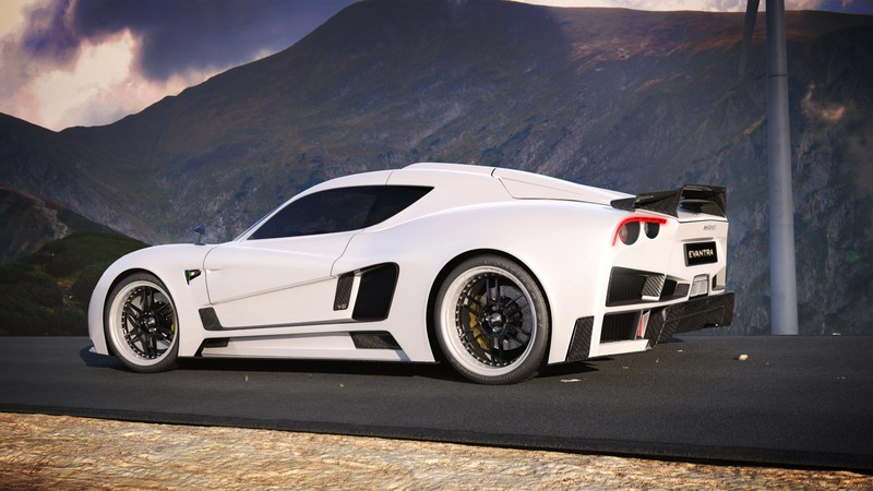 Mazzanti Reveals The Evantra V8 In More Pictures And Figures