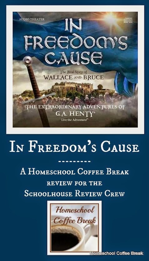 In Freedom's Cause review @ kympossibleblog.blogspot.com