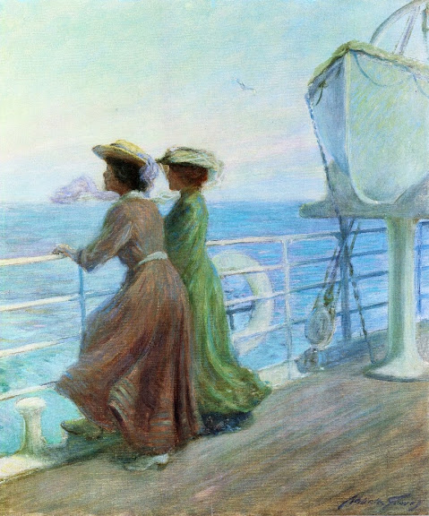 Abbott Fuller Graves - Nearing Home