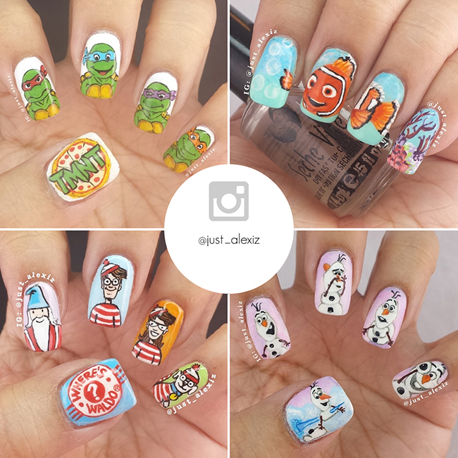Instagram Nail Art Accounts You Need To Follow #4: The Artisans ...