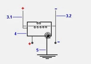 Descripción del aparato para generar energía de al tierra Trafo2
