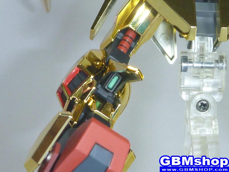 making Bandai 1/144 HGUC MSN-001 Delta Gundam