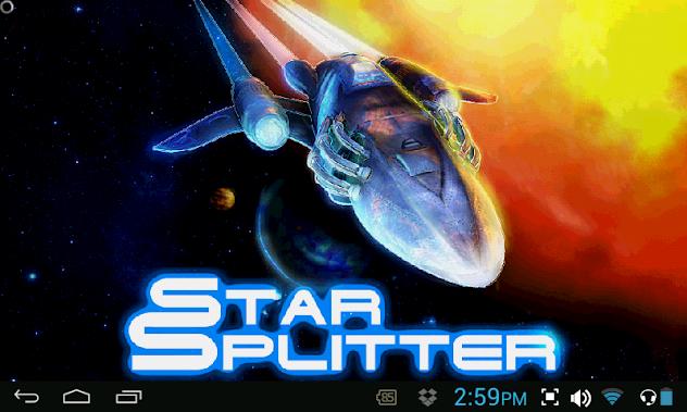 Star Splitter 3D | เกมส์ยานรบพิทักษ์จักวาล | โหลดเกมส์แอนดรอยด์ฟรี