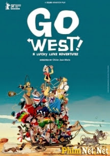 Phim Hành Trình Về Miền Viễn Tây - A Lucky Luke Adventure