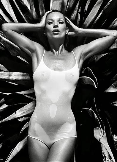 Kate Moss, desnuda