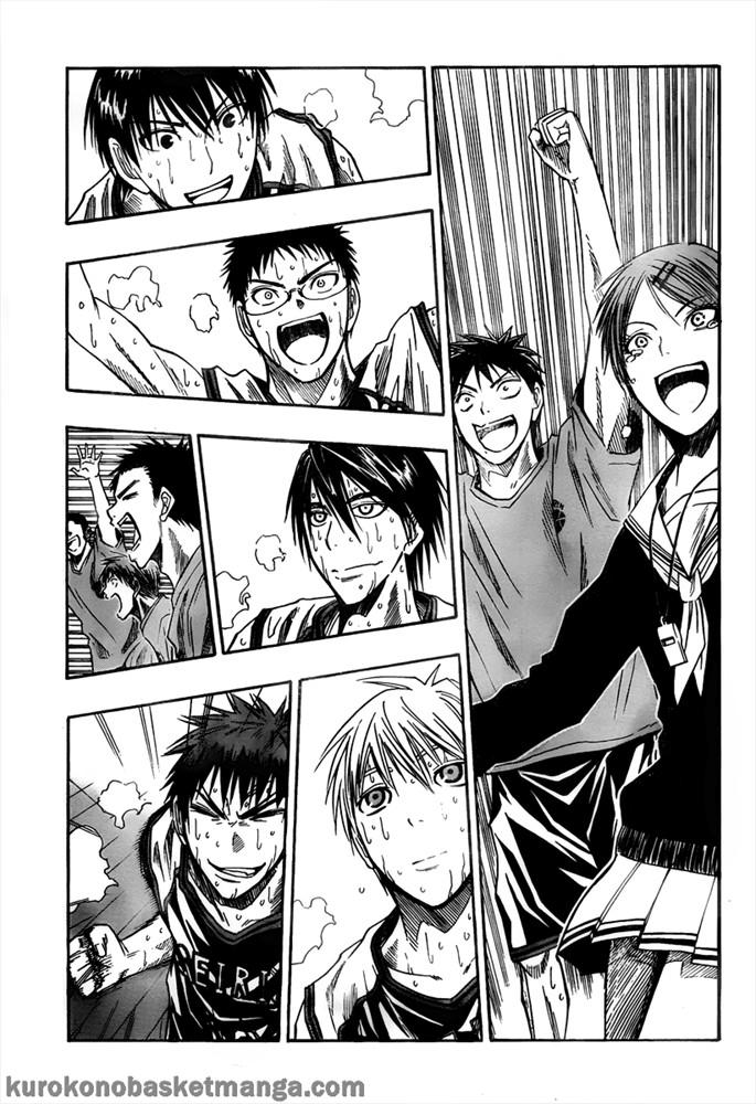 Kuroko no Basket Manga Chapter 35 - Image 09