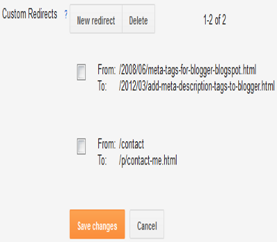 How to Redirect Dead Posts in Blogger