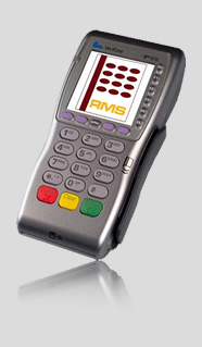 wireless portable credit card terminal