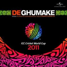 Download-ming, Download All Songs Of ICC Cricket World Cup Music Album De Ghumake