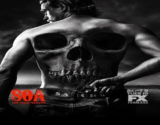 مسلسل Sons of Anarchy موسم 7 حلقة 8