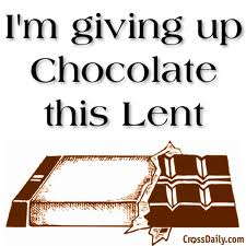 If you're practicing Lent… be sure it's not 100% about punishing yourself.