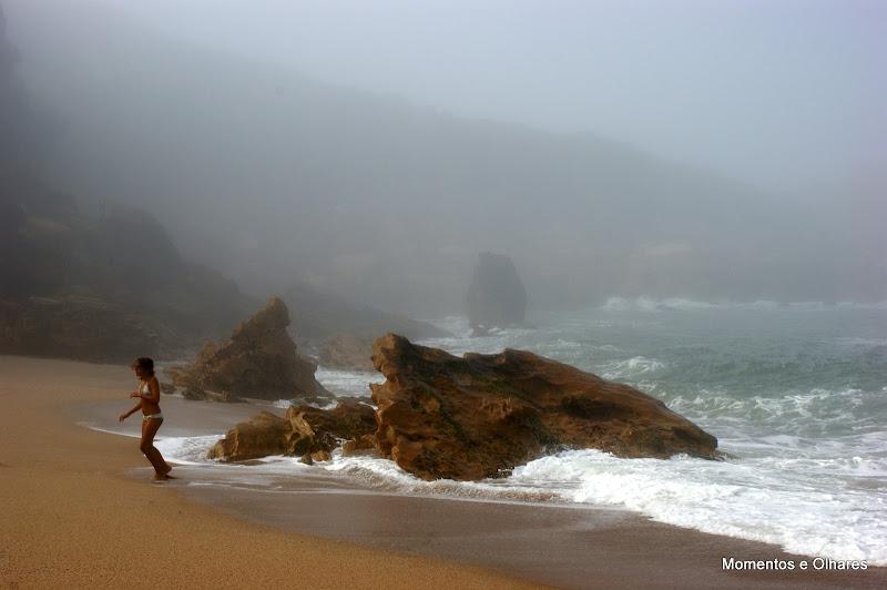 Entre as Brumas, Praia de São sebastião