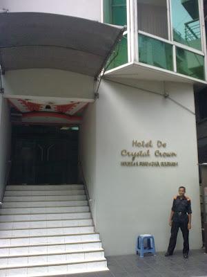 Hotel De Crystal Crown, Gulshan, Dhaka, Bangladesh