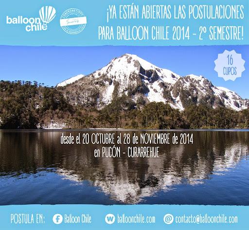Balloon Chile, un programa de emprendimiento social que busca jóvenes innovadores
