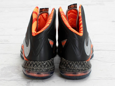 nike lebron 10 gs black history month 4 03 Coming Soon: Nike LeBron X BHM Equipped with $200 MSRP