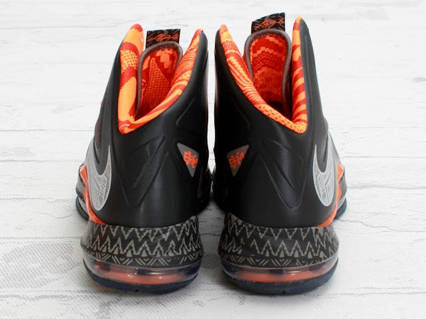 Coming Soon Nike LeBron X 8220BHM8221 Equipped with 200 MSRP