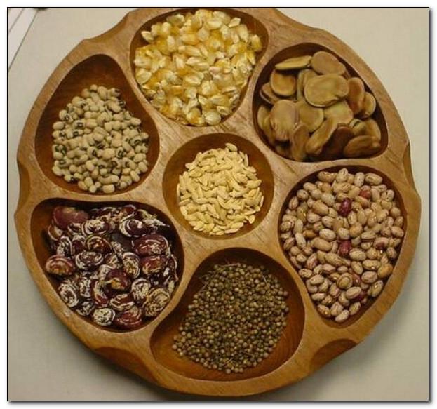 Использование лечебных свойств семян и зерна.