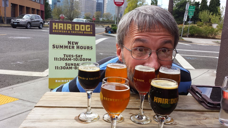 Hair Of The Dog Brewpub Portland OR