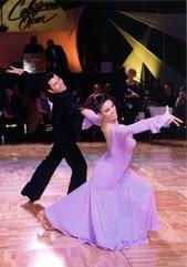 Laetitia dancing Waltz