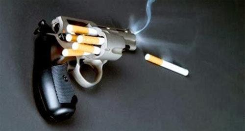 Không hút thuốc khi làm việc