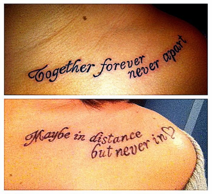 Friendship Tattoo | Free Tattoo Pictures