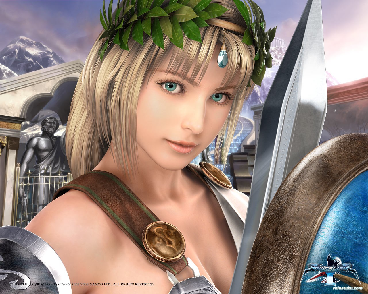soulcalibur - Click here to view Full Image