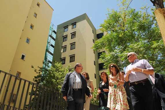 Obras rehabilitación de Ciudad de los Ángeles