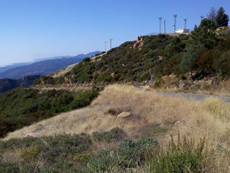 Santa Barbara 100 • Camino Cielo