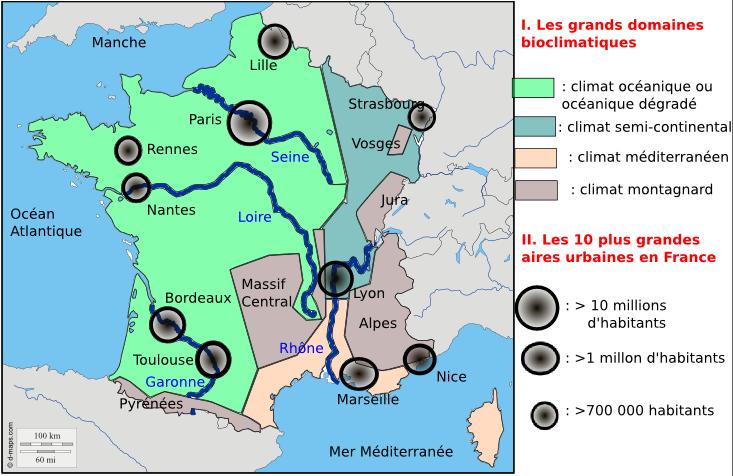 Repères du brevet géographie - PréRi