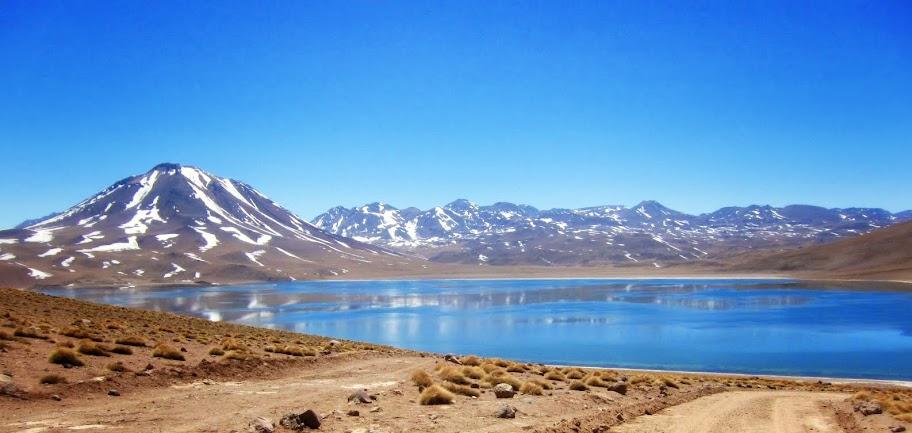 Laguna Miscanti, Chile