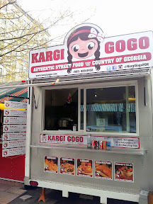 Kargi Gogo food cart portland Georgia food
