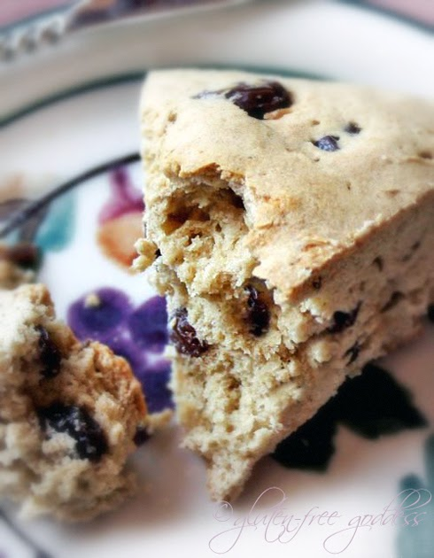 Gluten-Free Goddess Recipes: Gluten-Free Irish Soda Bread Recipe