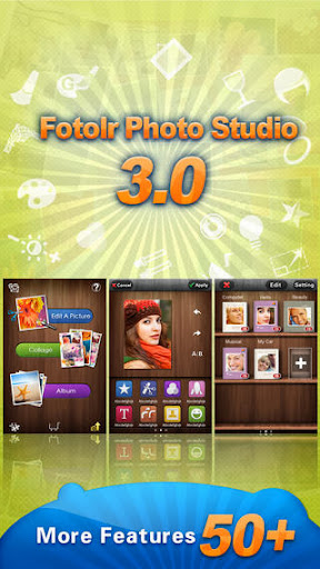 Photo Editor Pro-Fotolr v3.1.3 for iPhone