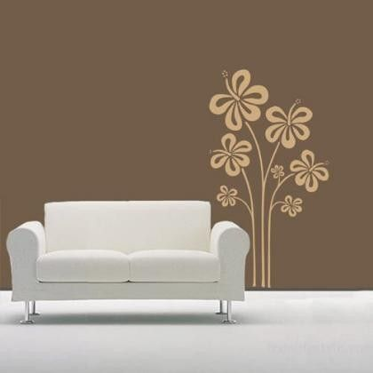 Decorativa vinilos para tu hogar por que decorar tus paredes con vinilo - Disenos para decorar paredes ...