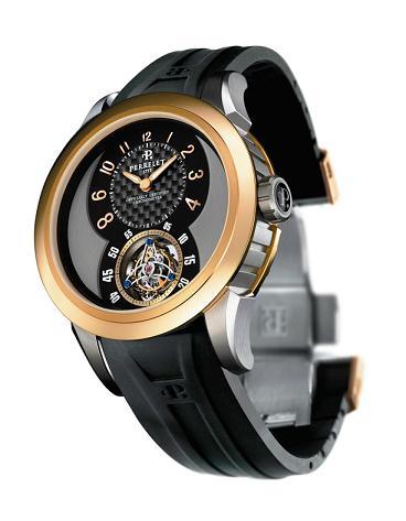 Titano lydinio laikrodis