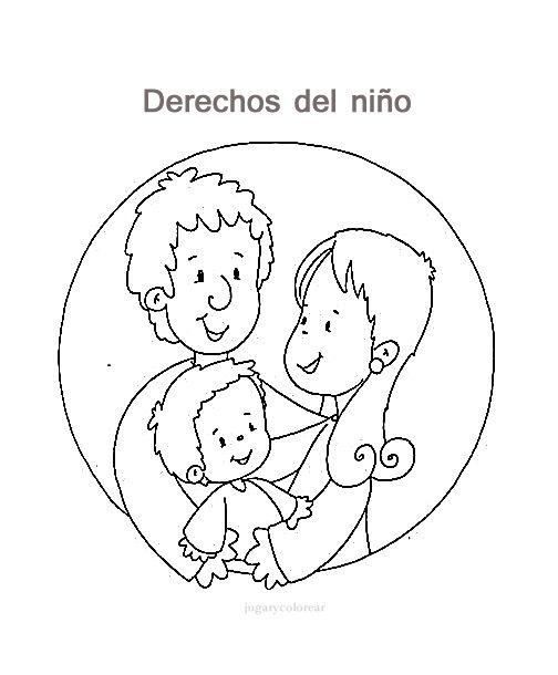 Dibujos derecho del niño - Imagui
