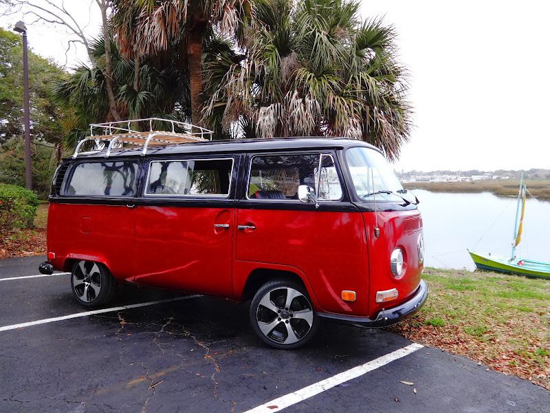 Buy Used 71 Vw Volkswagen Bus Van Transporter Passenger