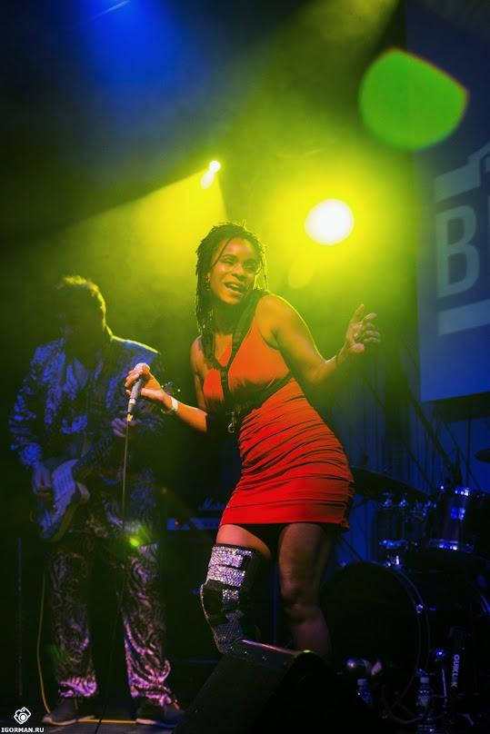 Концерт группы Red Elvises в московском клубе Brooklyn, 24.04.2015