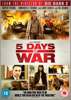 Download 5 Days Of War Legendado